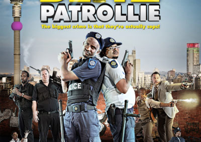 Blitz Patrollie Movie - Launch Campaign 1