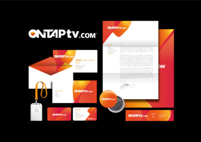 OnTap TV - Brand Development