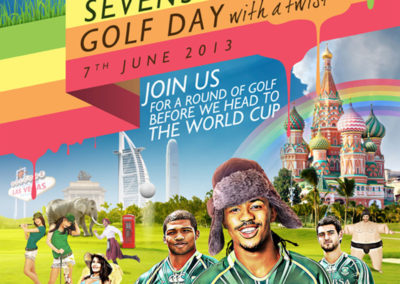 SA Rugby - Springbok Sevens Communications Artwork 1