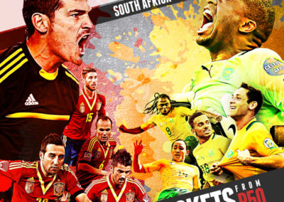 SAFA - Bafana Bafana International Match Creative 2