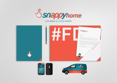 Snappy Home - Brand Development