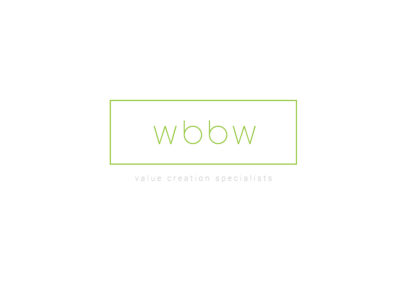 WBBW Group - Logo design